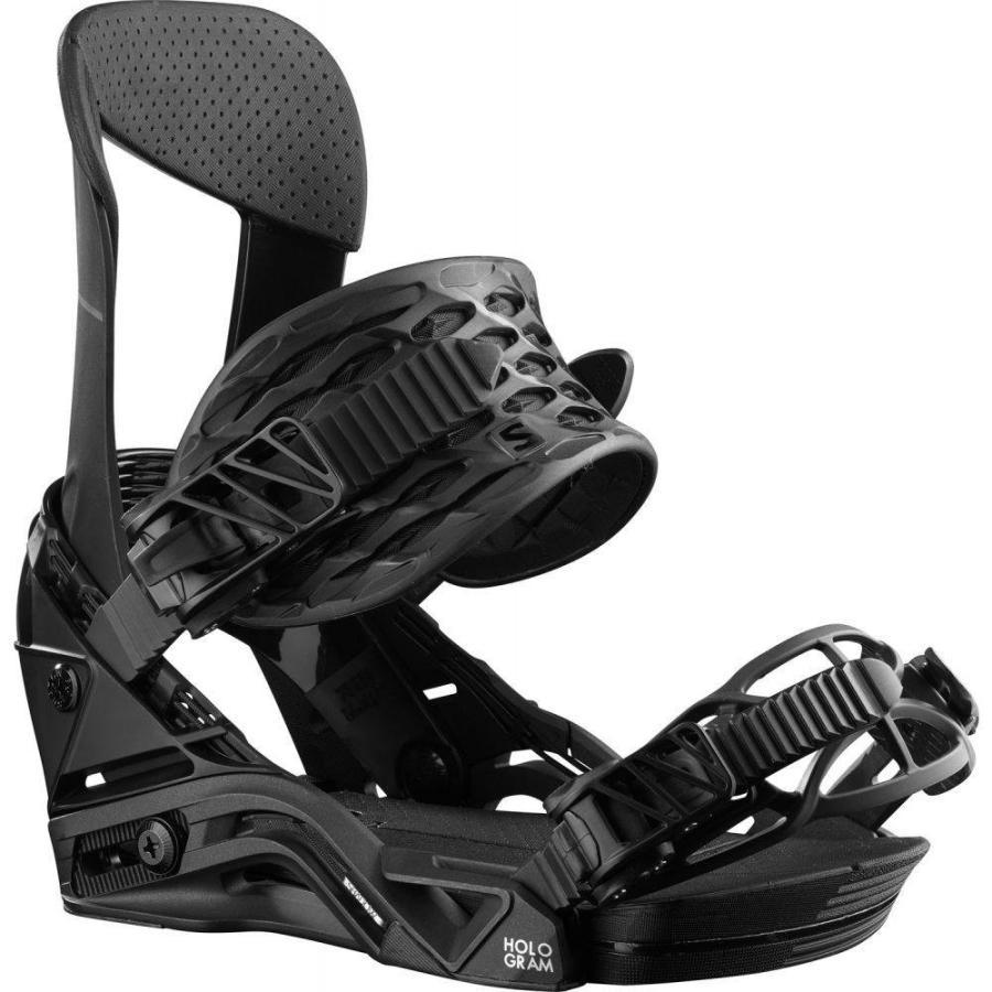 サロモン Salomon メンズ スキー・スノーボード ビンディング Hologram Snowboard Bindings 2020 黒