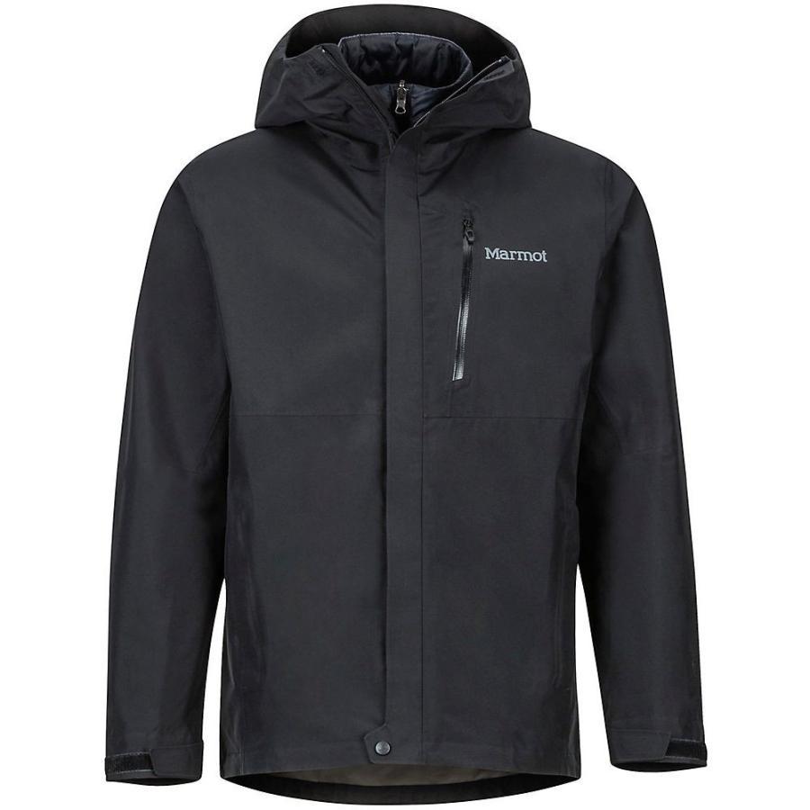 最新人気 マーモット Marmot メンズ スキー・スノーボード ジャケット アウター Minimalist Component ジャケット Minimalist アウター 3-in-1 Gore-Tex Ski Jacket Black, INTERMANIA:d47ee869 --- airmodconsu.dominiotemporario.com