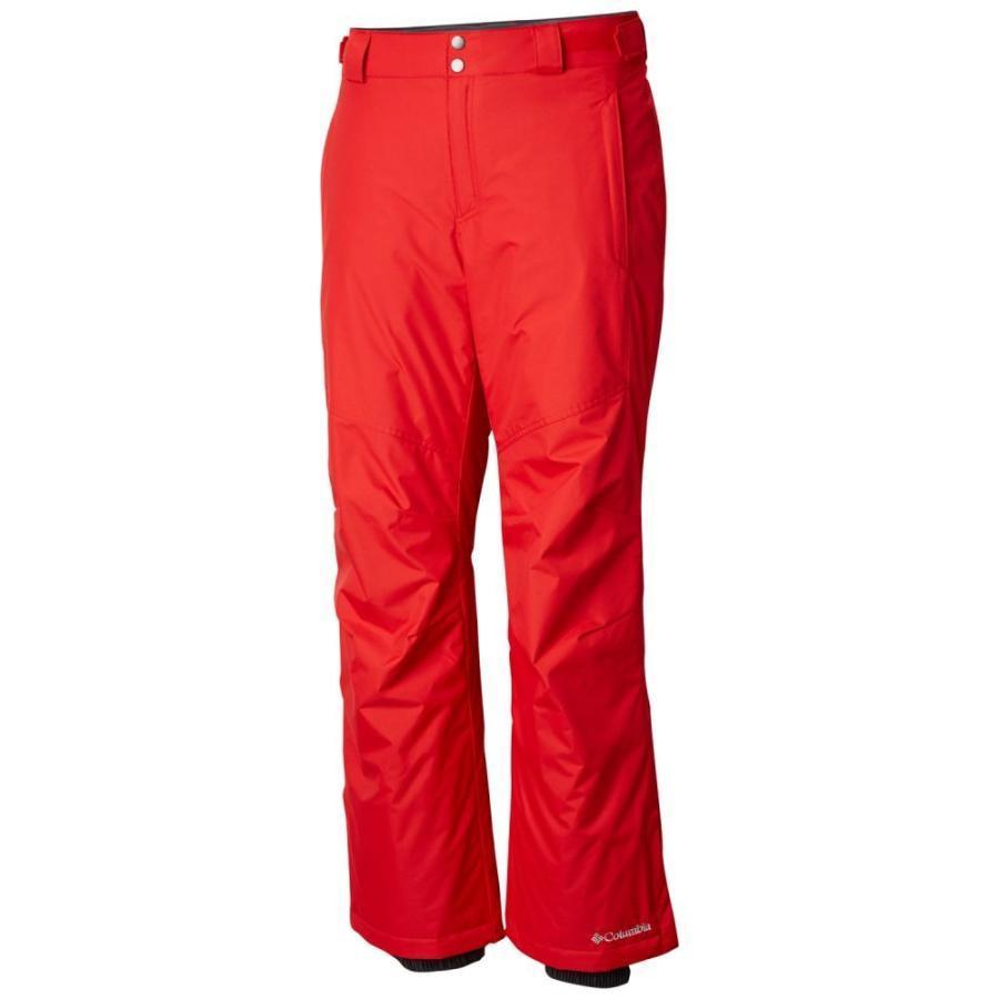 独特な コロンビア Columbia メンズ ボトムス・パンツ スキー・スノーボード Bugaboo II Extended Size Ski Pants 2019 Red Spark, いいものいっぱい家具屋姫 76dc6799