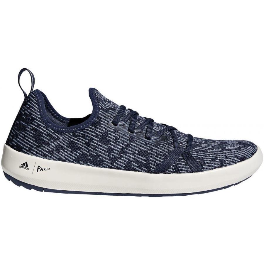 アディダス Adidas メンズ ウォーターシューズ シューズ・靴 Terrex Climacool Boat Parley Water Shoes Trace Blue/Raw Grey/Chalk White