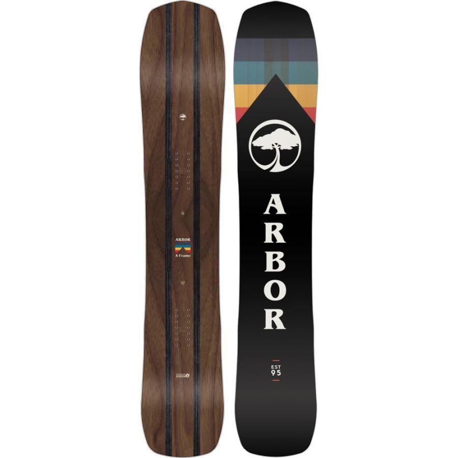 アーバー Arbor メンズ スキー・スノーボード ボード・板 A-Frame Midwide Snowboard 2020