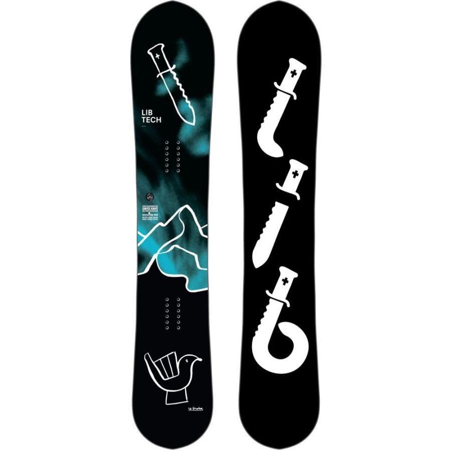 リブテック Lib Tech メンズ スキー・スノーボード ボード・板 Swiss Knife HP Blem Snowboard 2019