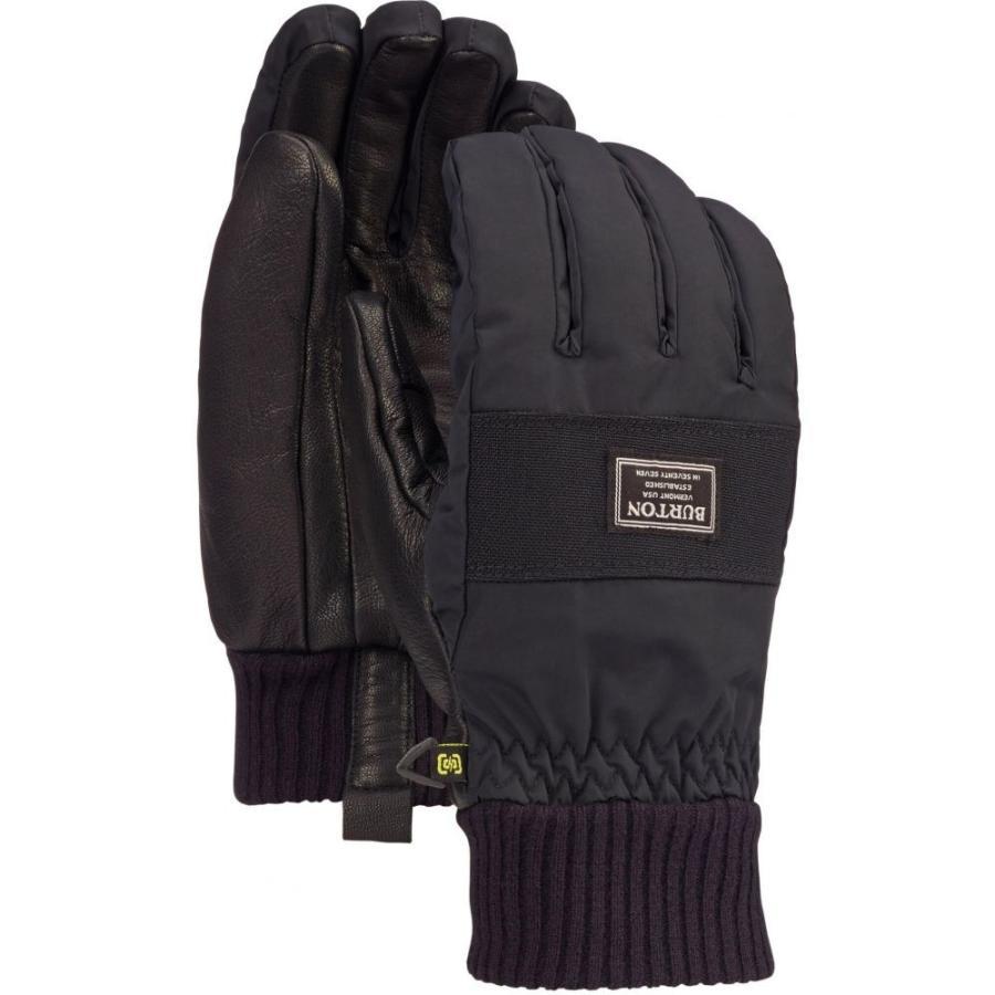 バートン Burton メンズ スキー・スノーボード グローブ Dam Gloves True 黒