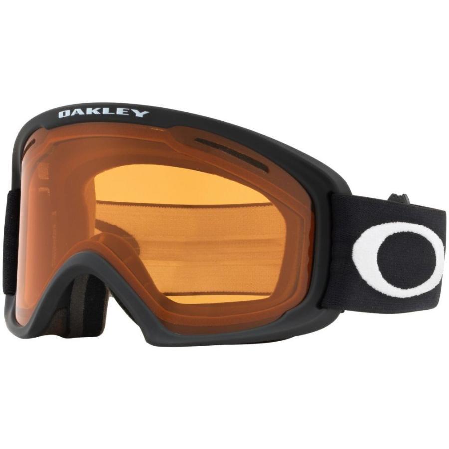 オークリー Oakley メンズ スキー・スノーボード ゴーグル O-Frame 2.0 Pro XL Goggles Matte 黒/Persimmon and Dark グレー Lens