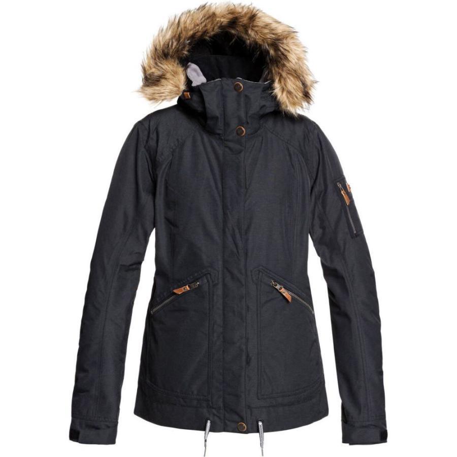 ロキシー Roxy レディース スキー・スノーボード ジャケット アウター Meade Snowboard Jacket 2020 True 黒