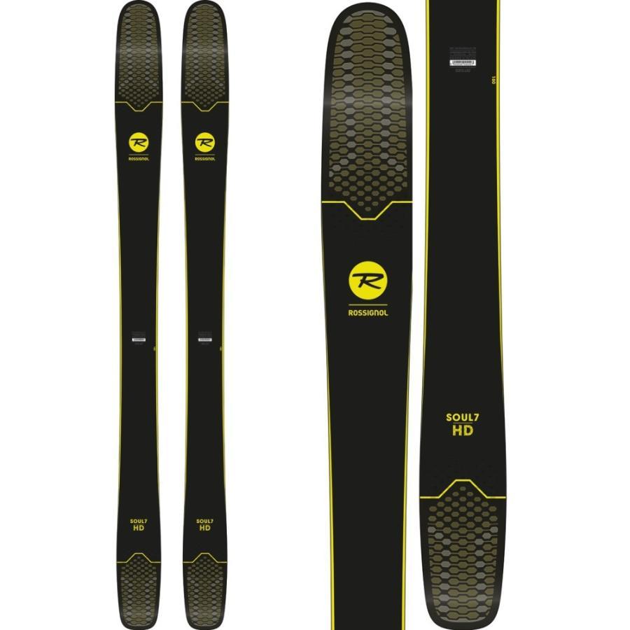 ロシニョール ユニセックス ボード・板 スキー・スノーボード Soul 7 HD Skis 2019