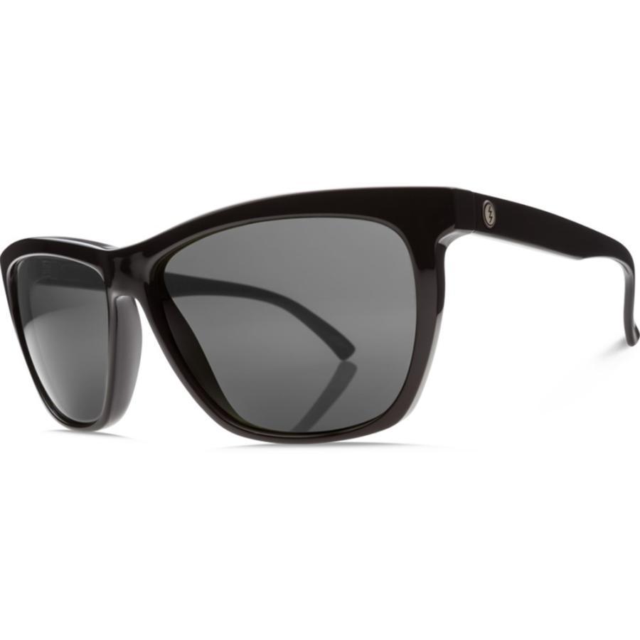 エレクトリック メンズ スポーツサングラス Watts Sunglasses Gloss 黒/ O H M グレー Lens