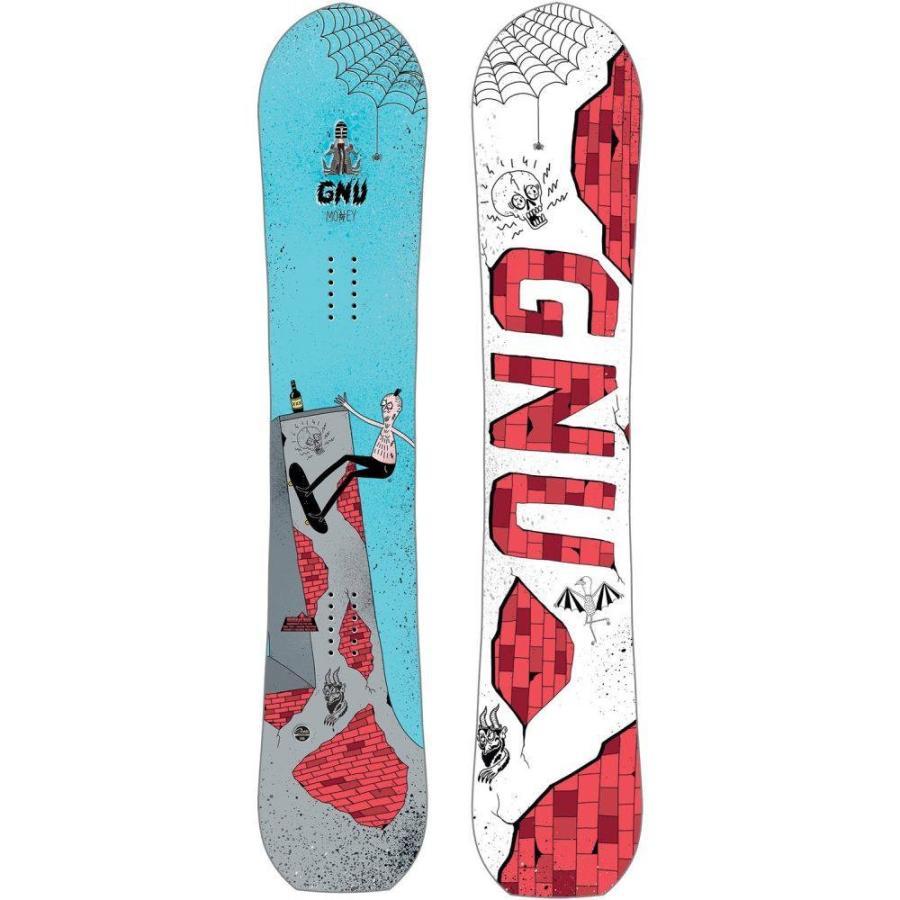 グヌ GNU メンズ ボード・板 スキー・スノーボード Money Wide Snowboard