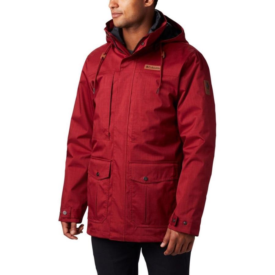 【25%OFF】 コロンビア Columbia メンズ スキー・スノーボード ジャケット アウター Horizons Pine Interchange Ski Jacket Red Jasper, バッグ&ホビー専門店 Bag Life 64953ac5