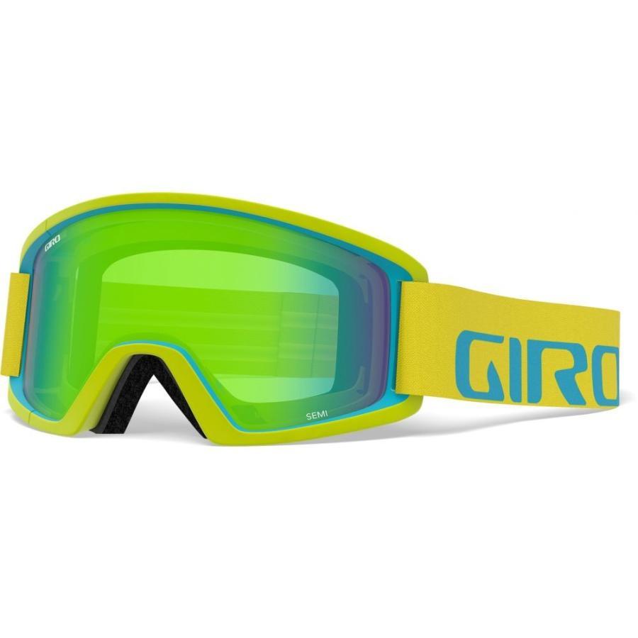 ジロ Giro メンズ スキー・スノーボード ゴーグル Semi Goggles Citron/Iceberg Apex/Loden 緑 Lens