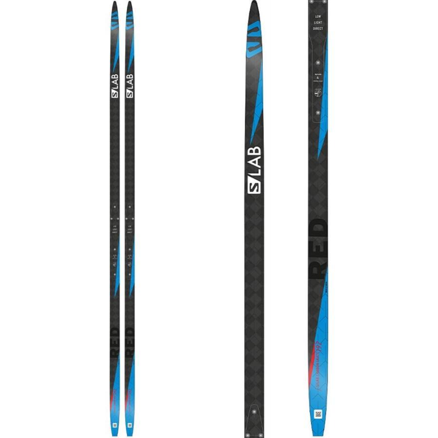 サロモン Salomon メンズ ボード・板 スキー・スノーボード S/Lab Carbon Skate 赤 Extra Stiff XC Skis