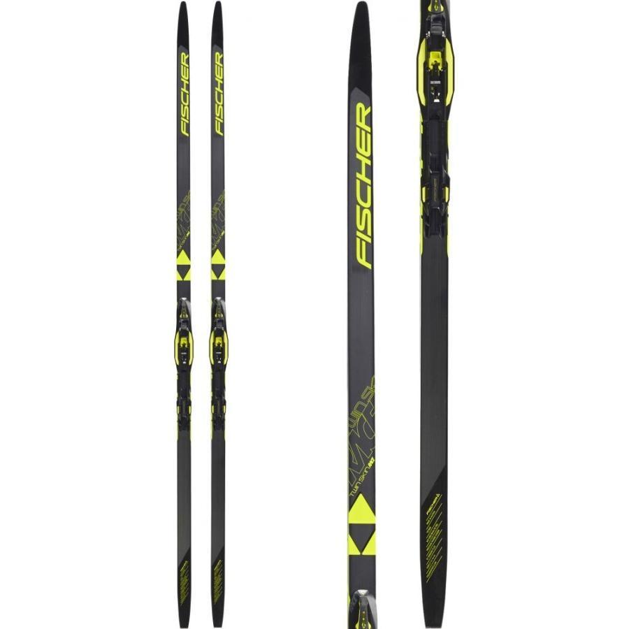 フィッシャー Fischer メンズ ボード・板 スキー・スノーボード Twin Skin Race Soft/Medium IFP XC Skis 2019