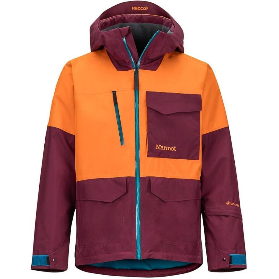 超話題新作 マーモット Marmot メンズ スキー・スノーボード ジャケット アウター Carson Gore-Tex Ski Jacket Hawaiian Sunset/Fig, BleeeK e9912bd4