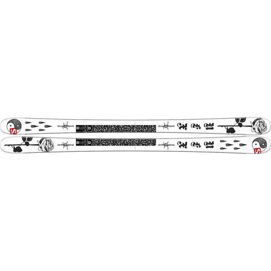 サロモン Salomon メンズ ボード・板 スキー・スノーボード NFX Skis 2019 白い/黒