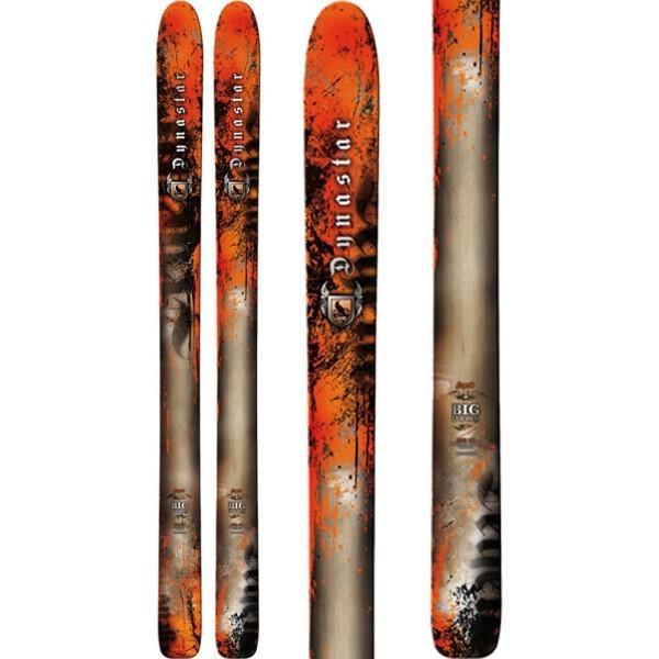 ダイナスター ユニセックス ボード・板 スキー・スノーボード Legend Big Dump Skis