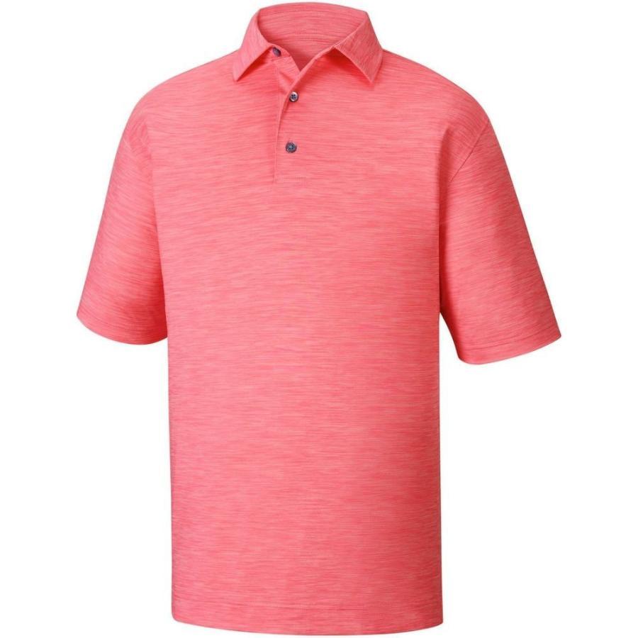 【残り1点!】【サイズ:L】フットジョイ FootJoy メンズ ゴルフ トップス Space Dye Golf Polo