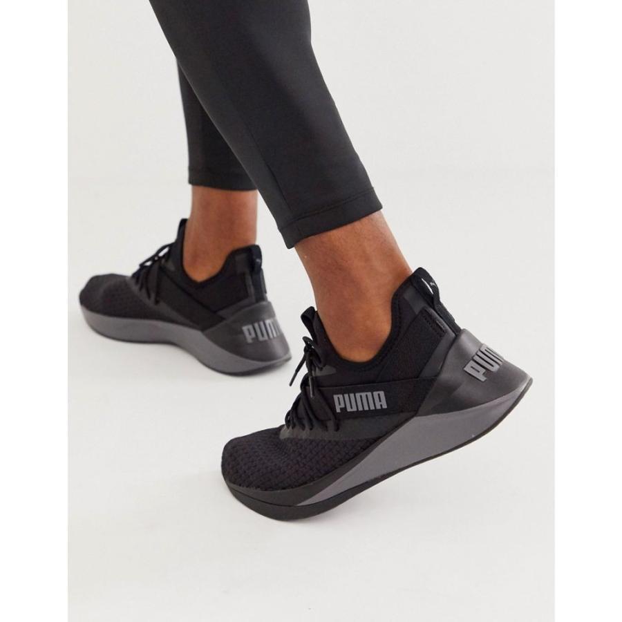 プーマ Puma メンズ シューズ・靴 フィットネス・トレーニング Training jaab trainers in 黒 黒