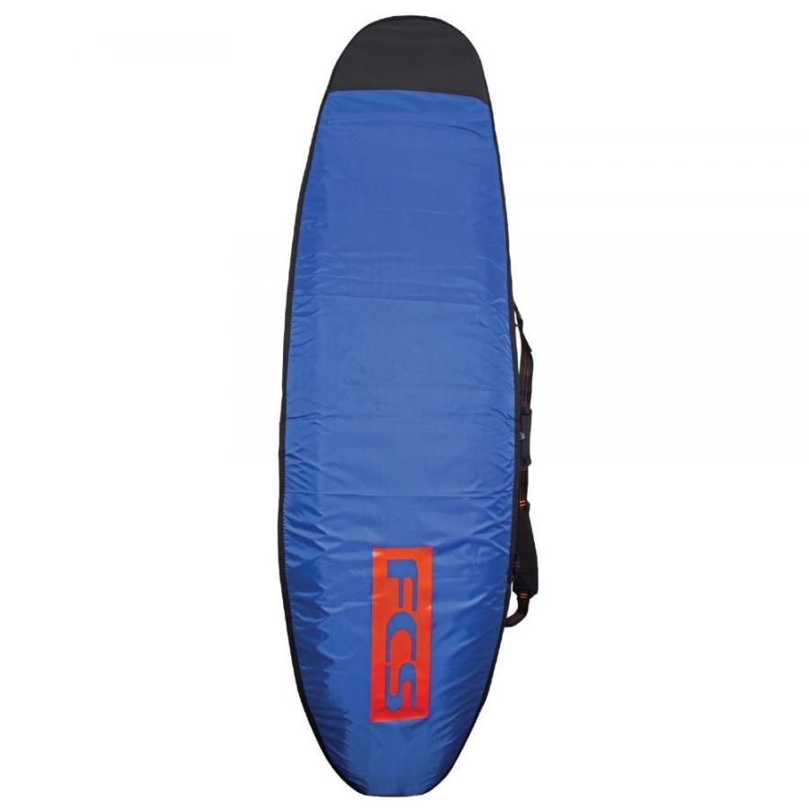 【500円引きクーポン】 エフシーエス FCS ユニセックス サーフィン Classic Longboard Surfboard Bag Steel Blue White, i-cot ed24434a