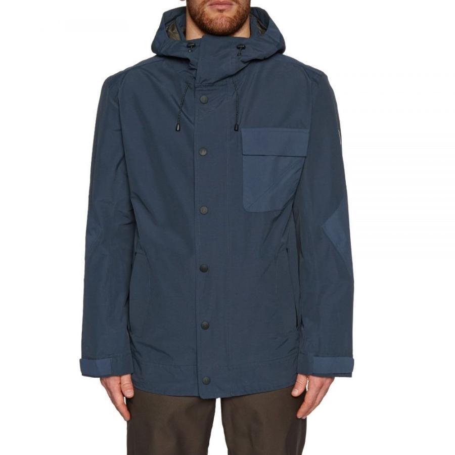 【オンラインショップ】 ホールデン Deck Holden メンズ ジャケット スキー・スノーボード フード ジャケット アウター Hooded Hooded Deck Snow Jacket Navy, KITAGO BASE ミニカーショップ:f0410ad8 --- persianlanguageservices.com