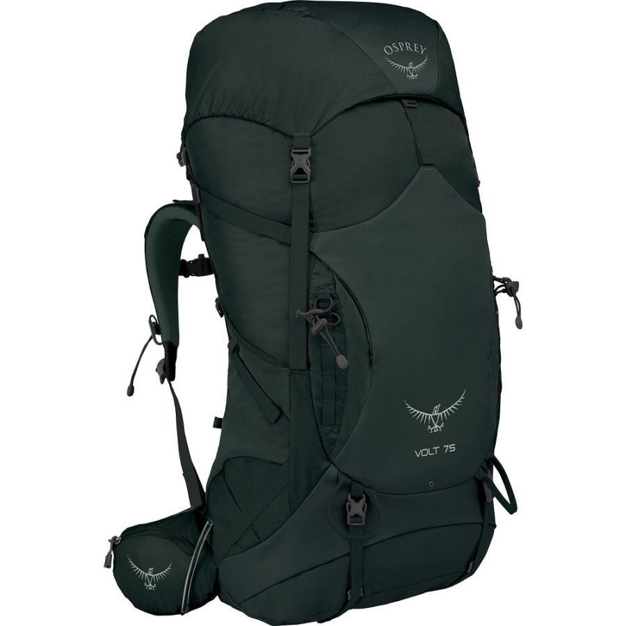 オスプレー Osprey メンズ ハイキング・登山 バックパック・リュック Volt 75 Hiking Pack Conifer 緑