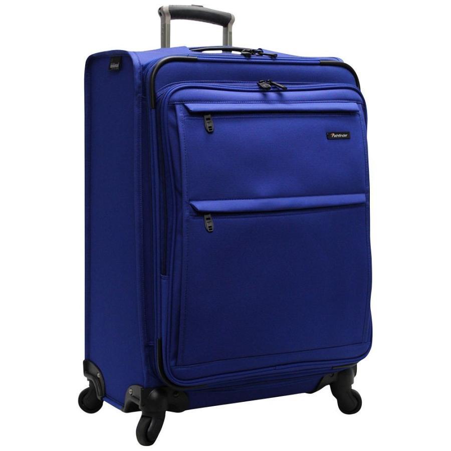 パスファインダー Pathfinder メンズ スーツケース・キャリーバッグ バッグ Revolution Plus 25' Exp Spinner W/ Suitor Blue