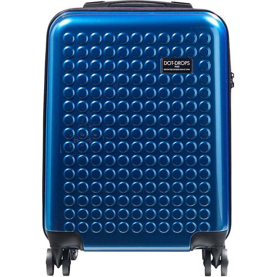 ドット ドロップス Dot Drops メンズ スーツケース・キャリーバッグ バッグ Chapter 2 20' Hardside Carry-On Spinner Luggage Ice 青