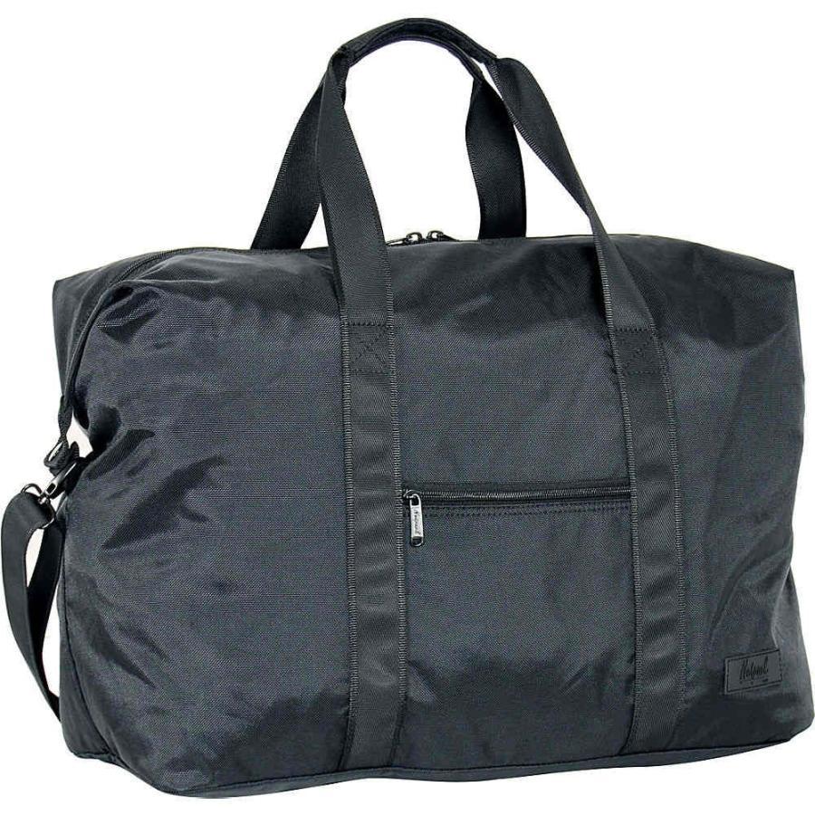 ネットパック Netpack メンズ ボストンバッグ・ダッフルバッグ バッグ U-zip 20' Ballistic nylon tote 黒