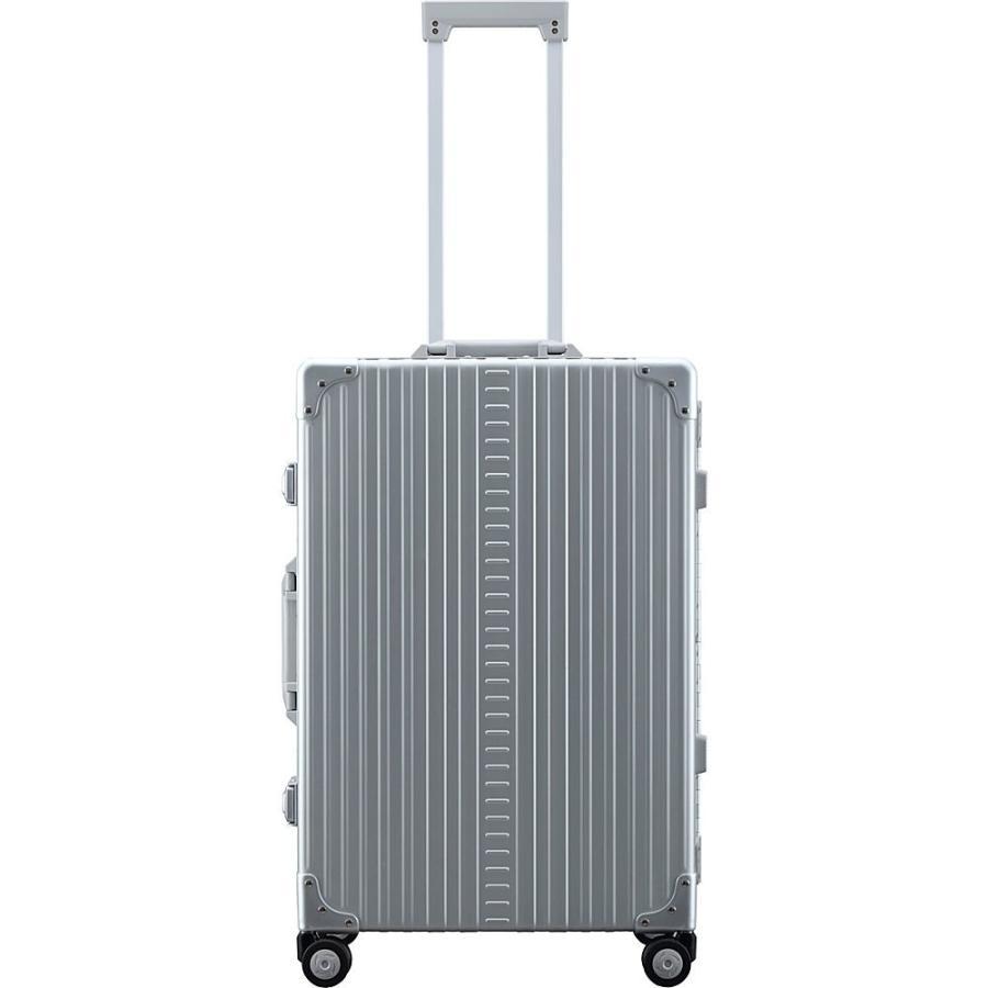 アレオン Aleon メンズ スーツケース・キャリーバッグ バッグ 21' Hardside Domestic Carry-on Suiter Platinum