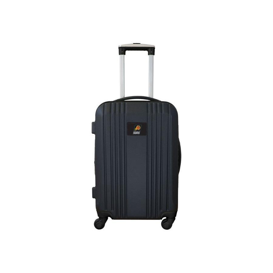 モジョ Mojo Licensing レディース スーツケース・キャリーバッグ ハードサイド バッグ NBA 21' Hardside Two-Tone Carry-On Spinner Luggage Phoenix Suns