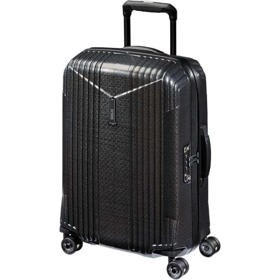 ハートマン Hartmann Luggage メンズ スーツケース・キャリーバッグ バッグ 7R Hardside Spinner L Black