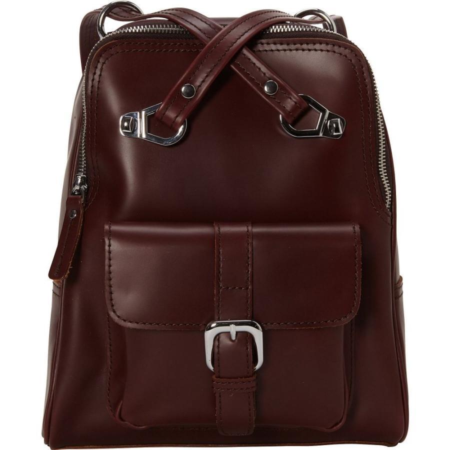 【一部予約販売】 ヴァガボンド Vagabond Grain Traveler レディース バックパック Vagabond・リュック Backpack バッグ Full Grain Cowhide Leather Backpack Wine Red, ADVANCED:e0530037 --- sonpurmela.online