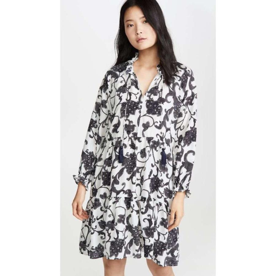 ローラー ラビット Roller Rabbit レディース ビーチウェア ワンピース・ドレス 水着・ビーチウェア Twilight Floral Janni Dress Ivory