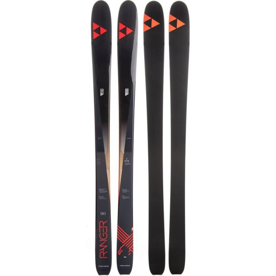 フィッシャー Fischer ユニセックス スキー・スノーボード ボード・板 Ranger 90 Ti Alpine Skis 黒/赤