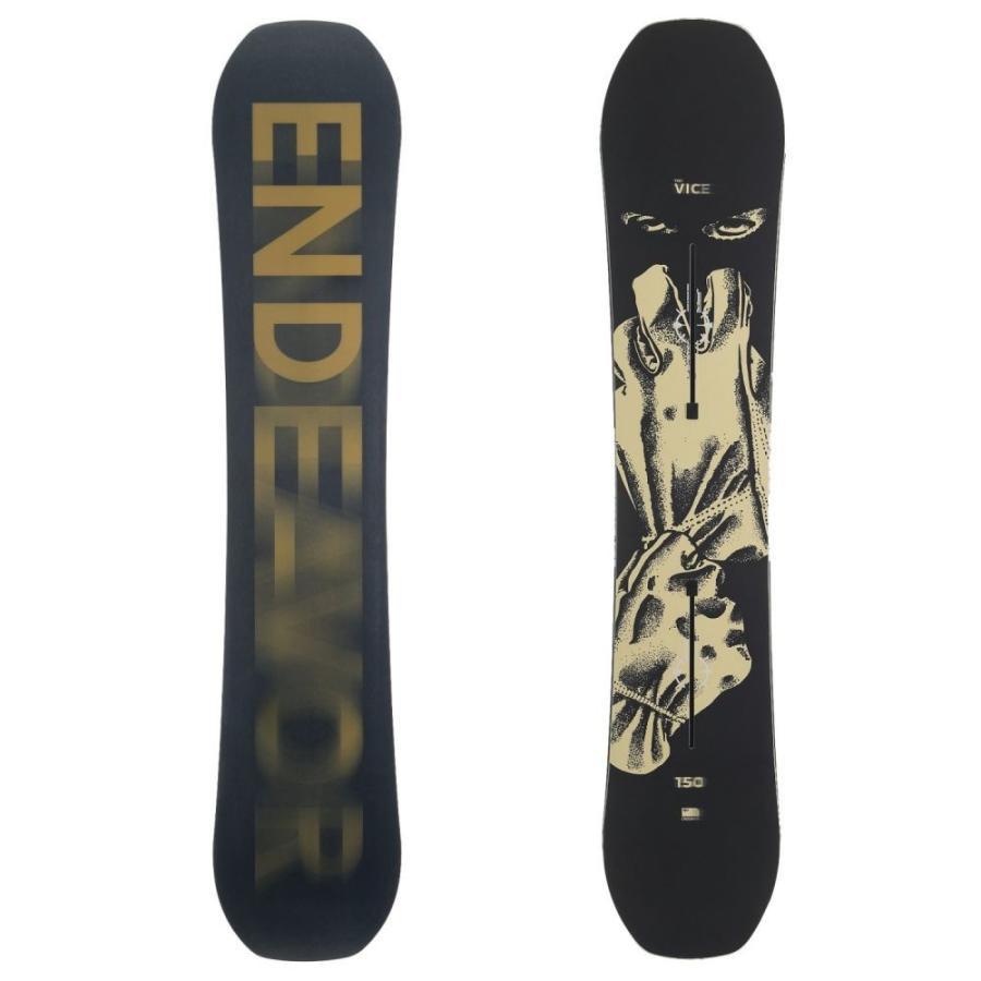 エンデバー Endeavor ユニセックス スキー・スノーボード ボード・板 Vice Series Snowboard See Photo