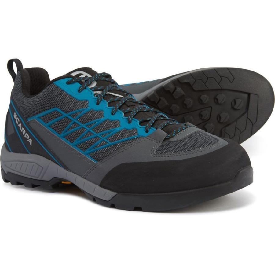 スカルパ Scarpa メンズ ハイキング・登山 シューズ・靴 Epic Lite Hiking Shoes Dark Grey/Ocean