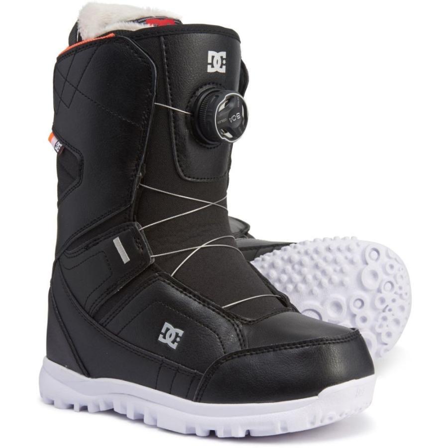 ディーシー DC Shoes レディース シューズ・靴 スキー・スノーボード Search BOA Snowboard Boots 黒