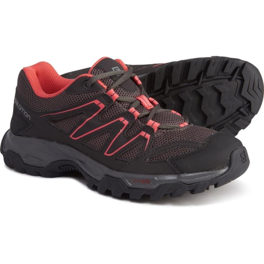 サロモン Salomon レディース ハイキング・登山 シューズ・靴 Halifax Hiking Shoes Magnet/Phantom/Dubarry