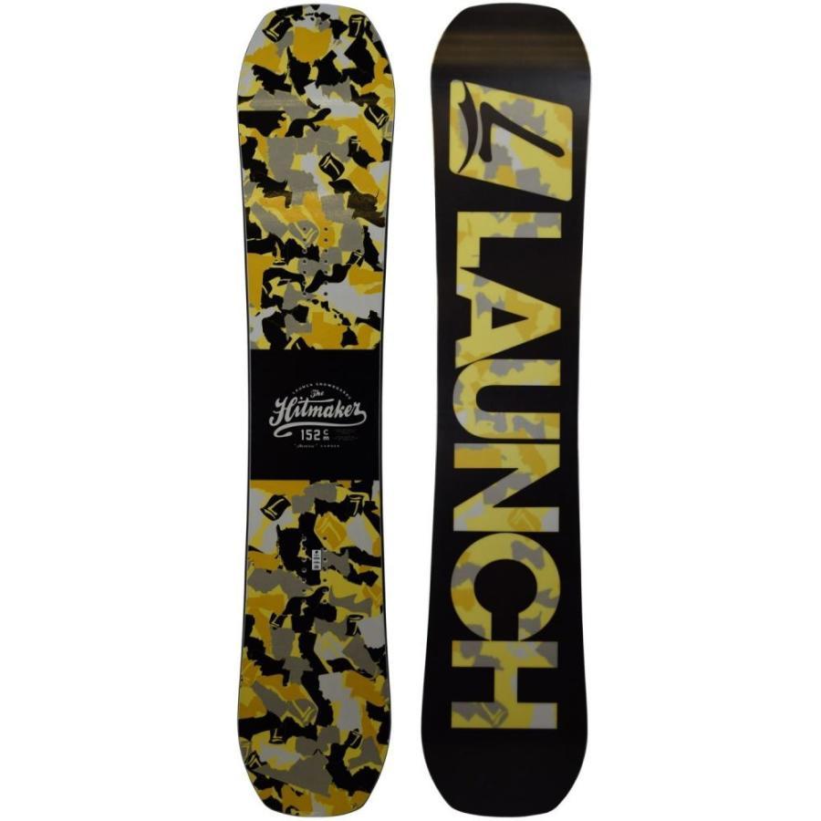 ローンチ Launch Snowboards ユニセックス スキー・スノーボード ボード・板 Hitmaker RC Snowboard See Photo