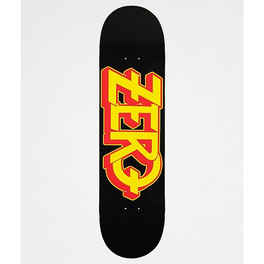 ゼロスケートボード ZERO SKATEBOARDS ユニセックス ボード・板 スケートボード Zero Ozzy 8.25