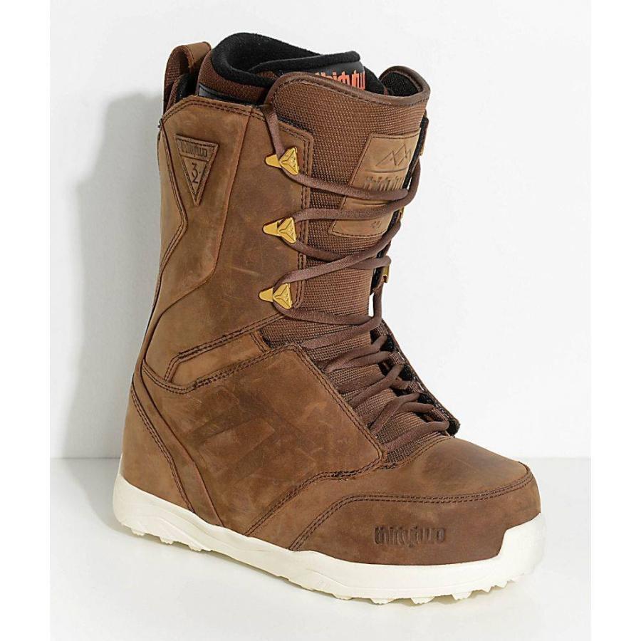 サーティーツー THIRTYTWO メンズ シューズ・靴 スキー・スノーボード ThirtyTwo Lashed Premium Snowboard Boots 褐色