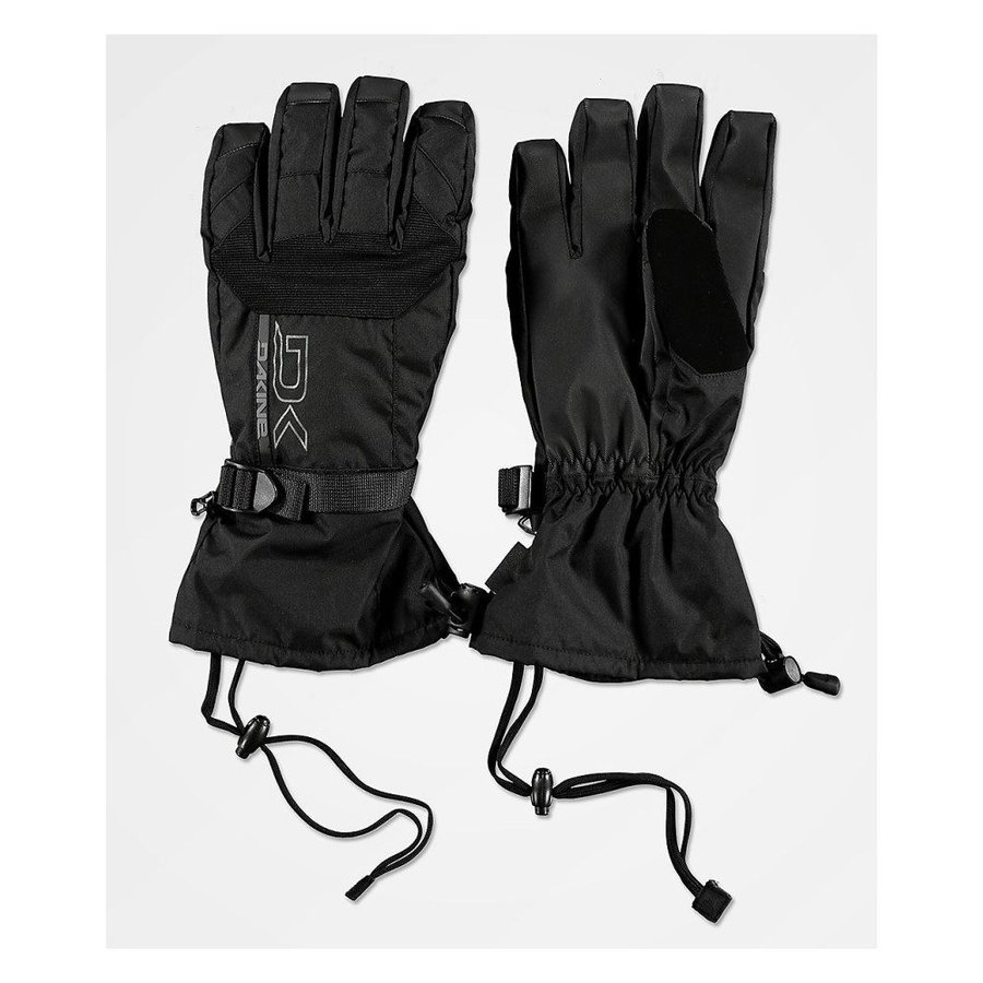 Large Carhartt Mens Cold Snap Insulated Work Glove Black
