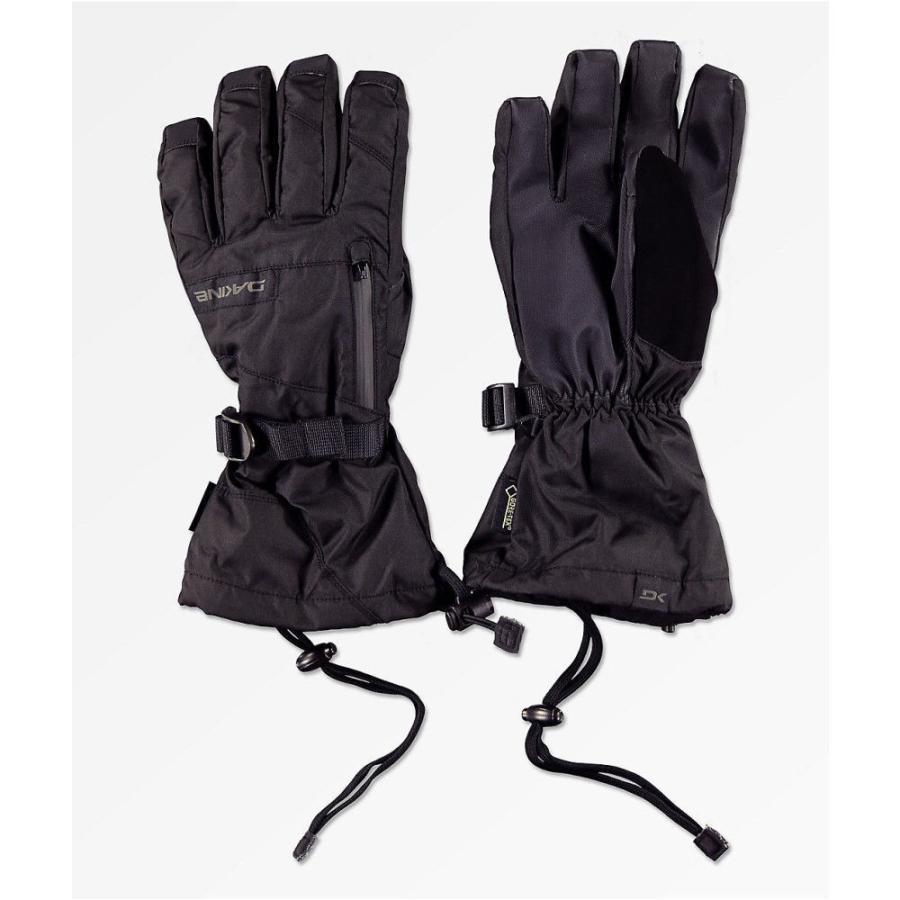 ダカイン DAKINE メンズ グローブ スキー・スノーボード Dakine Titan Gore-Tex 黒 Snowboard Gloves 黒