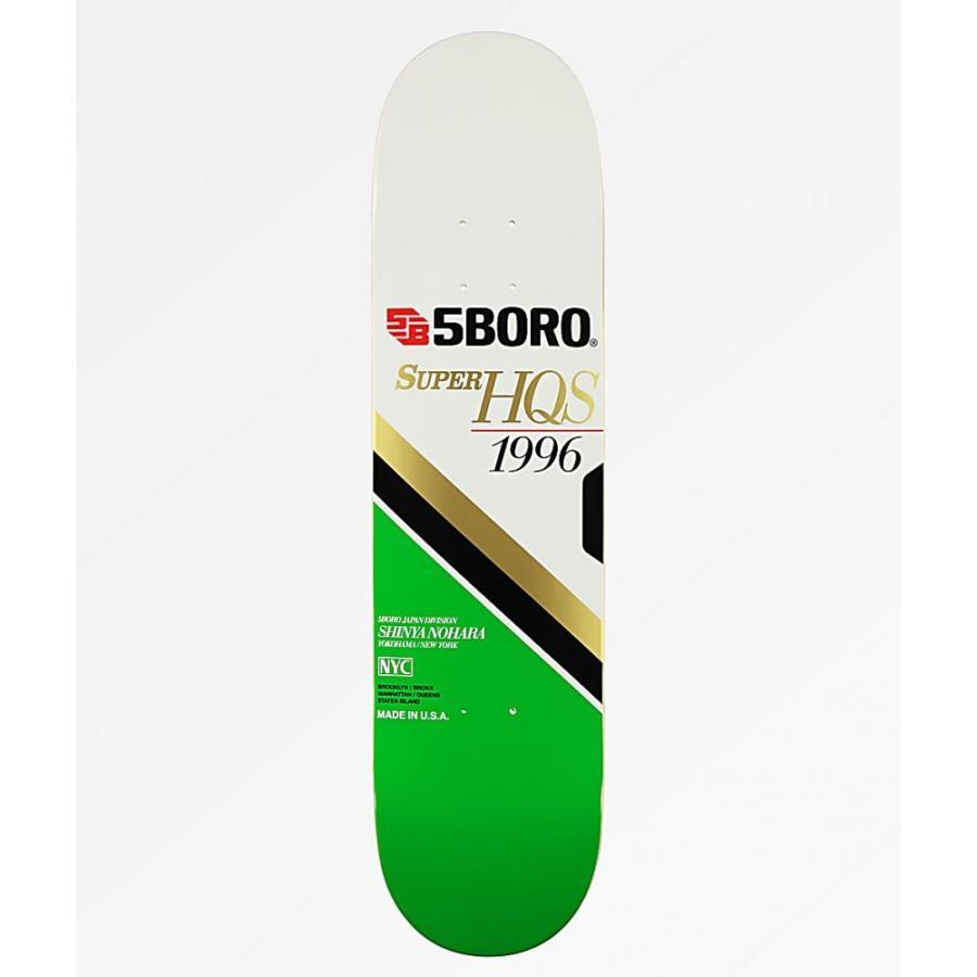 ファイブボロ 5BORO ユニセックス ボード・板 スケートボード 5Boro VHS Nohara 7.75
