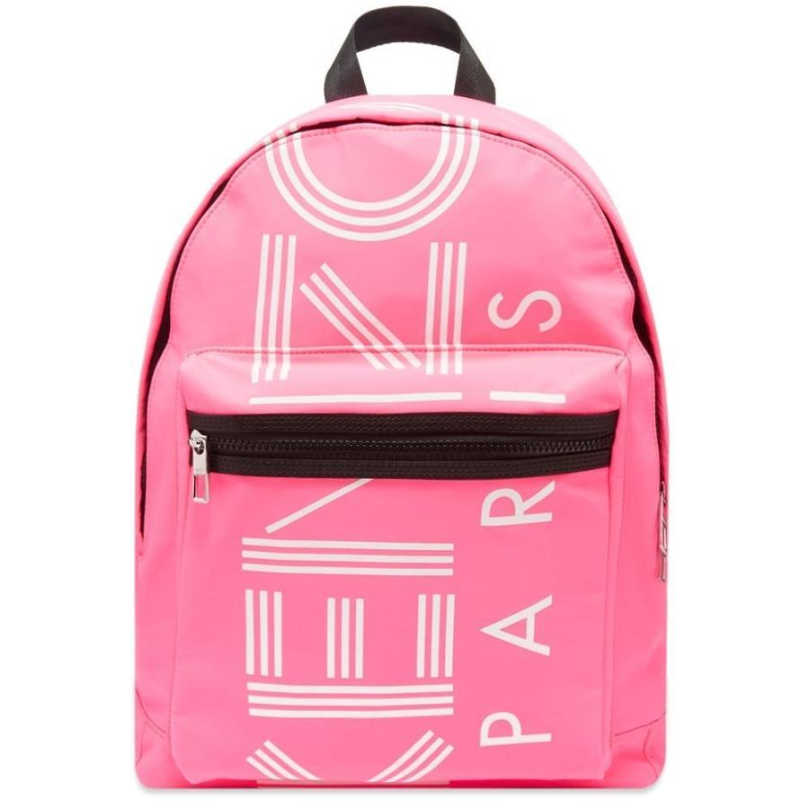 ファッションの ケンゾー Kenzo メンズ バックパック・リュック メンズ バッグ paris Kenzo logo backpack バッグ Pink, 上陽町:982efc05 --- fresh-beauty.com.au