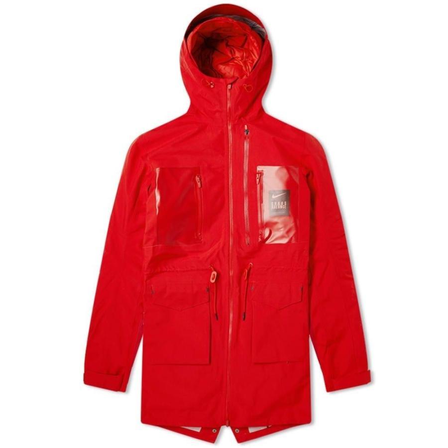 1着でも送料無料 ナイキ ナイキ Nike メンズ コート アウター Red x コート Undercover Fishtail Parka Sport Red, 千種区:87d1361a --- grafis.com.tr