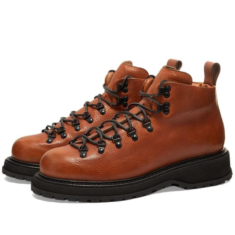 ブッテロ Buttero メンズ ハイキング・登山 ブーツ シューズ・靴 zeno hiking boot Cuoio