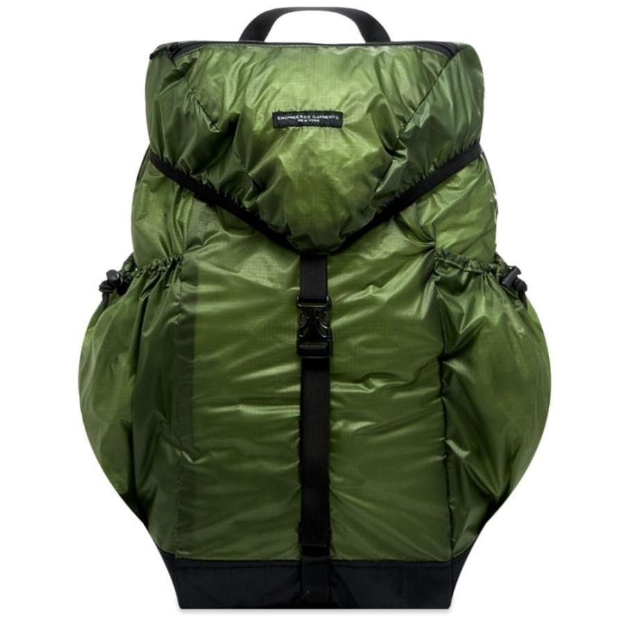 登場! エンジニアードガーメンツ Backpack メンズ Garments Engineered Garments メンズ バックパック・リュック バッグ UL Backpack Olive, 中古家電販売マルマサ:5fa81fa5 --- fresh-beauty.com.au