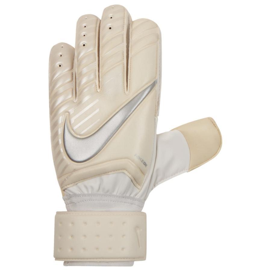 ナイキ Nike ユニセックス サッカー ゴールキーパー グローブ Spyne Pro Goalkeeper Gloves 白い/Chrome