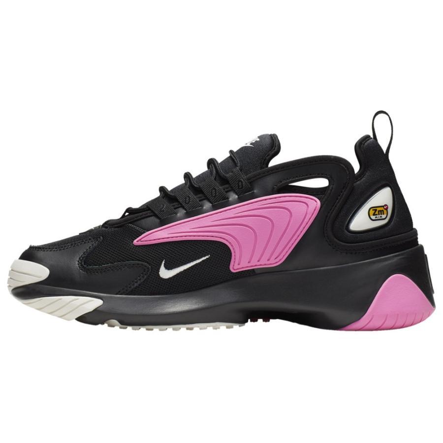ナイキ Nike レディース ランニング・ウォーキング シューズ・靴 Zoom 2K 黒/白い/China Rose