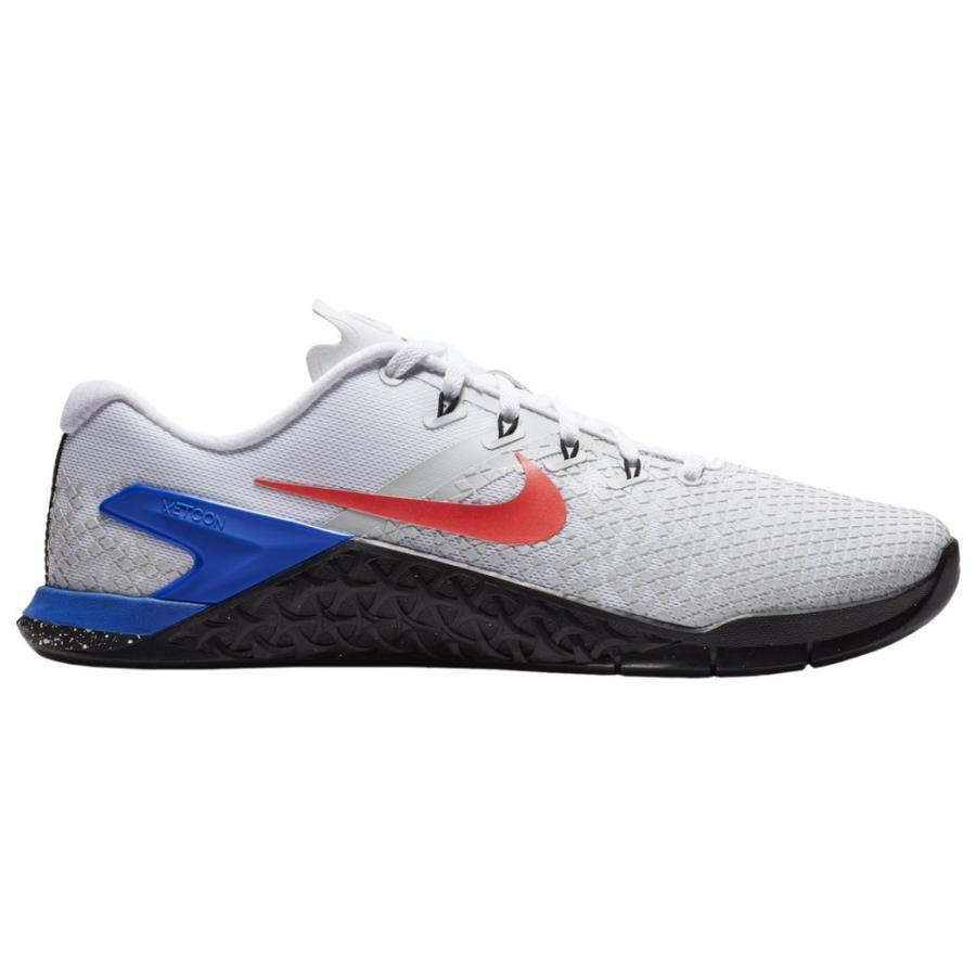 ナイキ Nike メンズ フィットネス・トレーニング シューズ・靴 metcon 4 xd 白い/Flash Crimson/Racer 青/黒 CHALLENGE CAPSULE